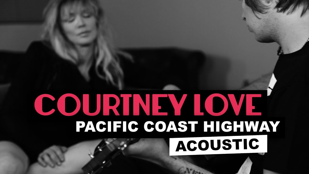 Courtney love acoustic