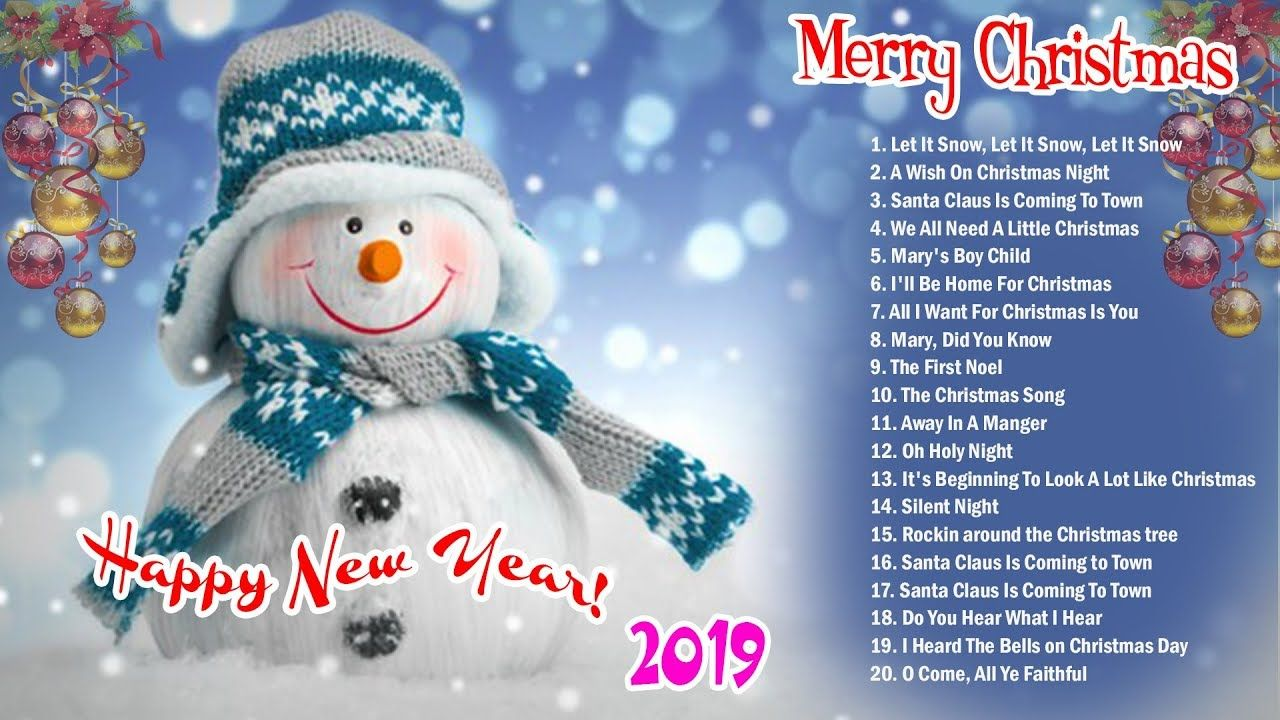 20 most popular christmas songs