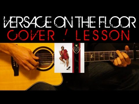Versace on the floor cover acoustic
