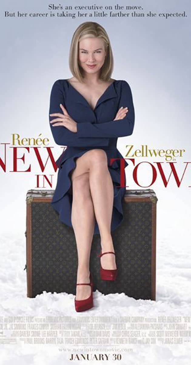 New in town music soundtrack