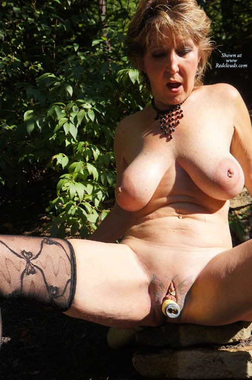 Butterfly babe nude mature