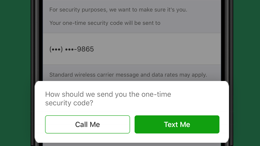 Can t log into my td account