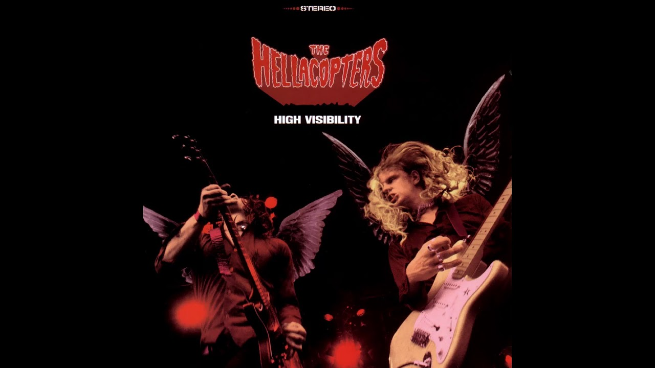 Hellacopters toys and flavors