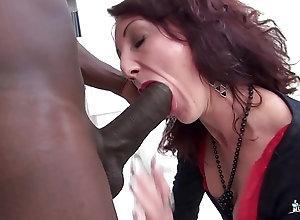 Filthy mature cum swallowers