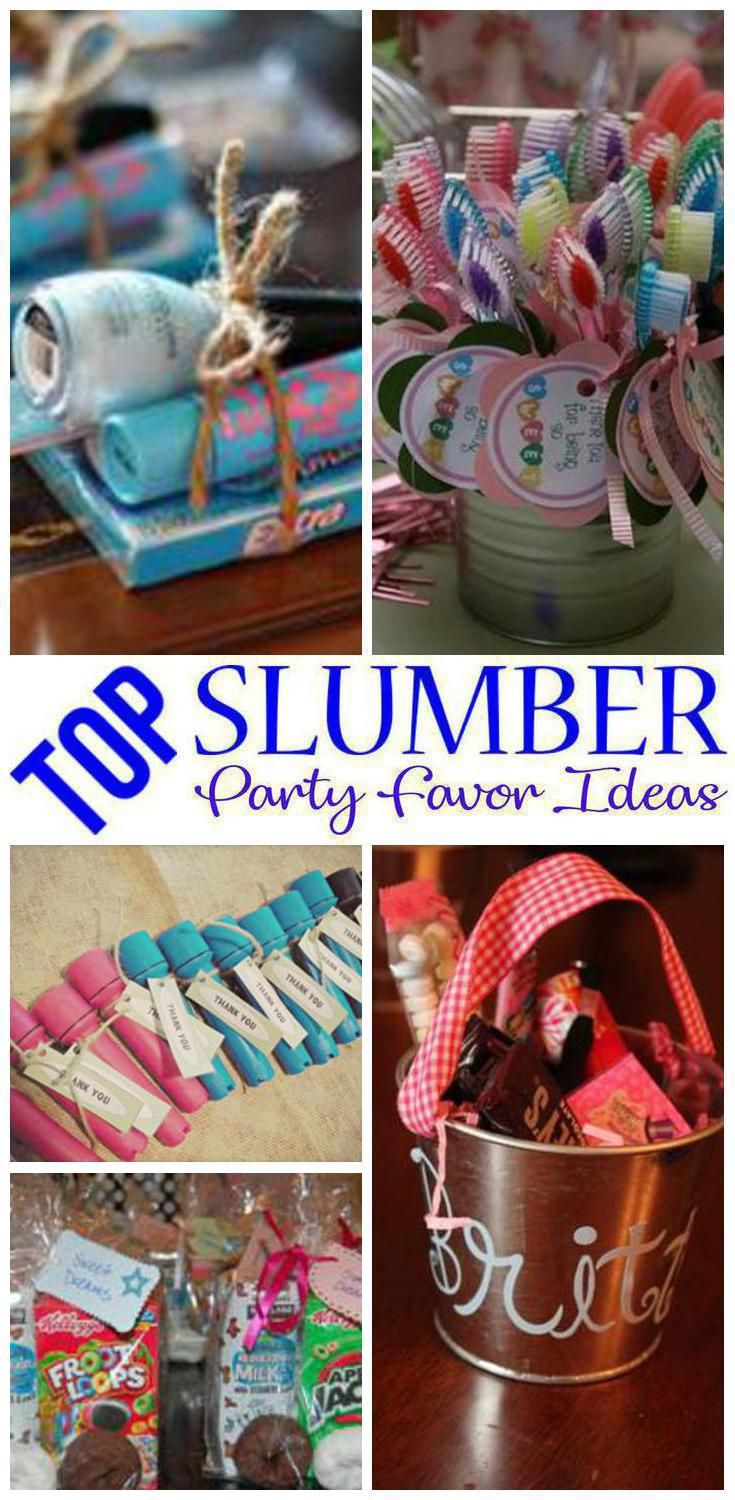 Real teen slumber party toys