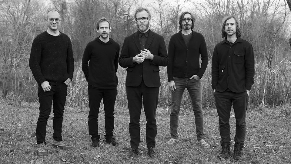 The national new music